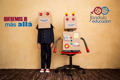 Jándalo participa en las Jornadas de la Caixa sobre robótica