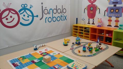 Aula de Robótica