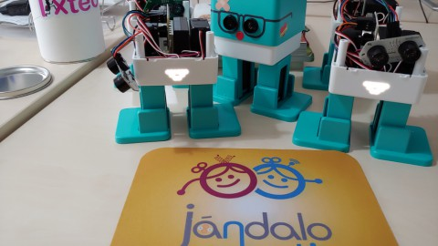 Jándalo Robotix